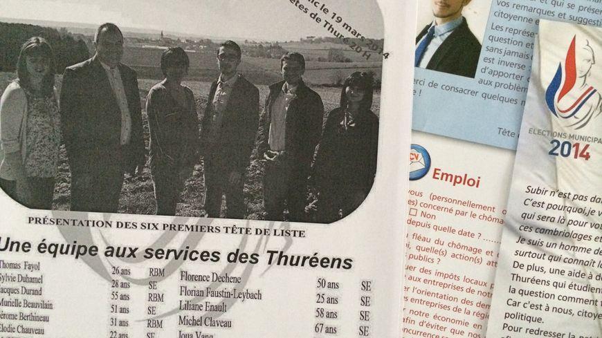 A 26 ans, Thomas Fayol se présente dans sa commune sous les couleurs du FN