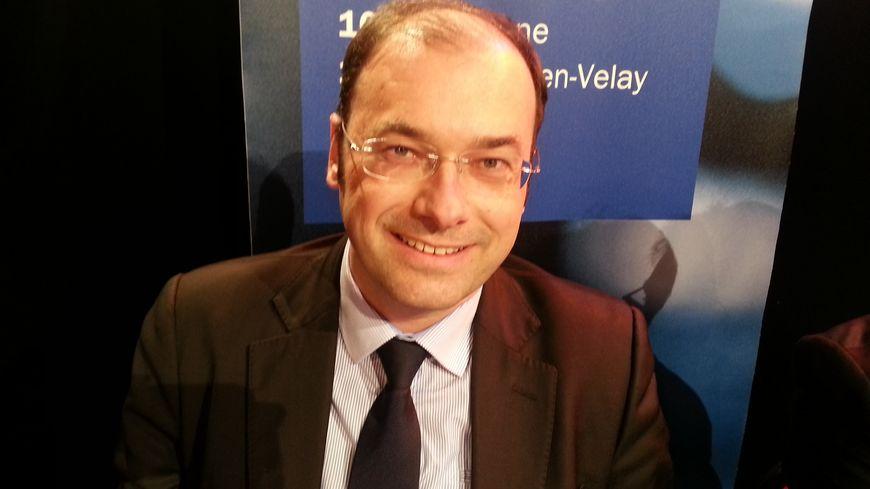 Hervé Reynaud, maire de St Chamond