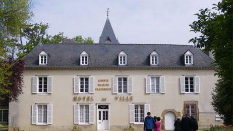 La mairie de Cesson-Sévigné