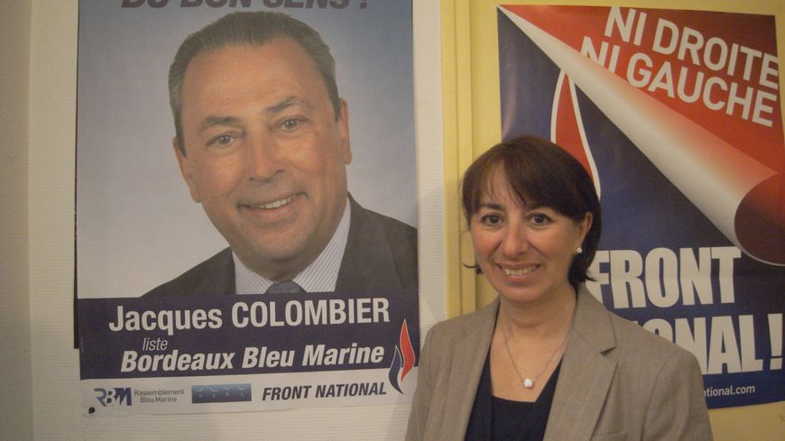 Catherine Bouilhet au lendemain de son élection inattendue au conseil municipal de Bordeaux