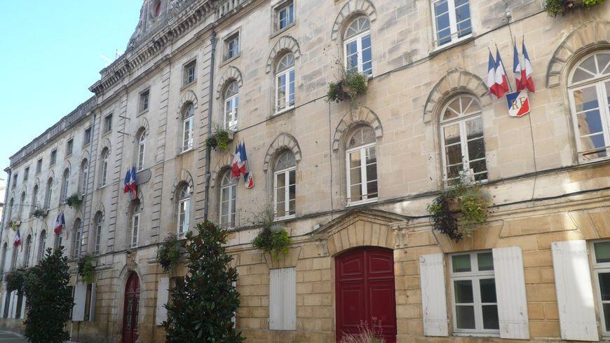 Mairie de Bergerac (archive 2008)