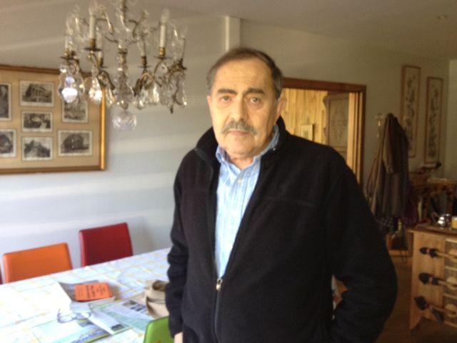 Jean Montauriol, le candidat de la droite au Bugue - Radio France