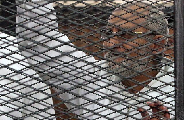 Mohammed Badie, le leader des Frères musulmans égyptiens