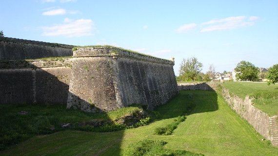La citadelle de Blaye (illustration)