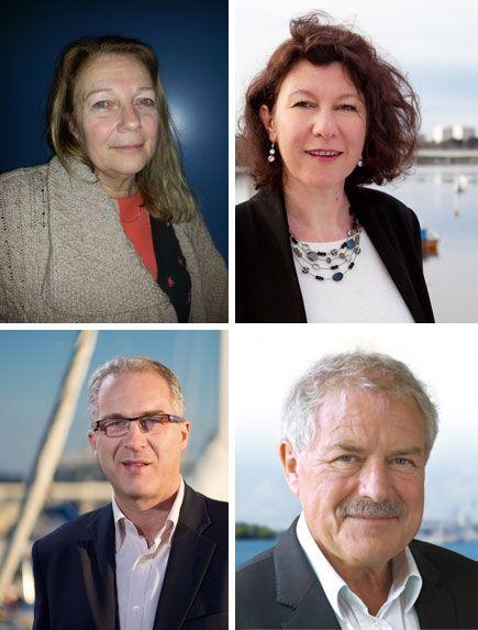 Les candidats à Lorient - Radio France