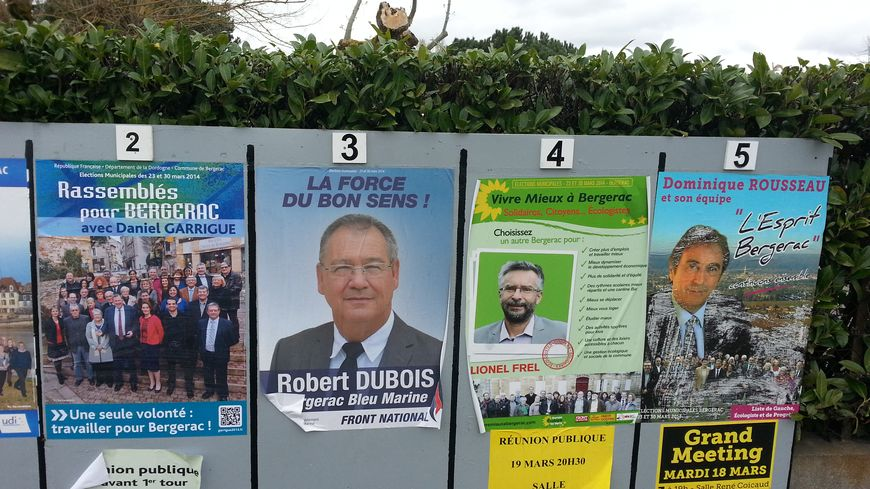 La liste de Robert Dubois a fait 22% des voix lors du premier tour dans le quartier du Pont roux.