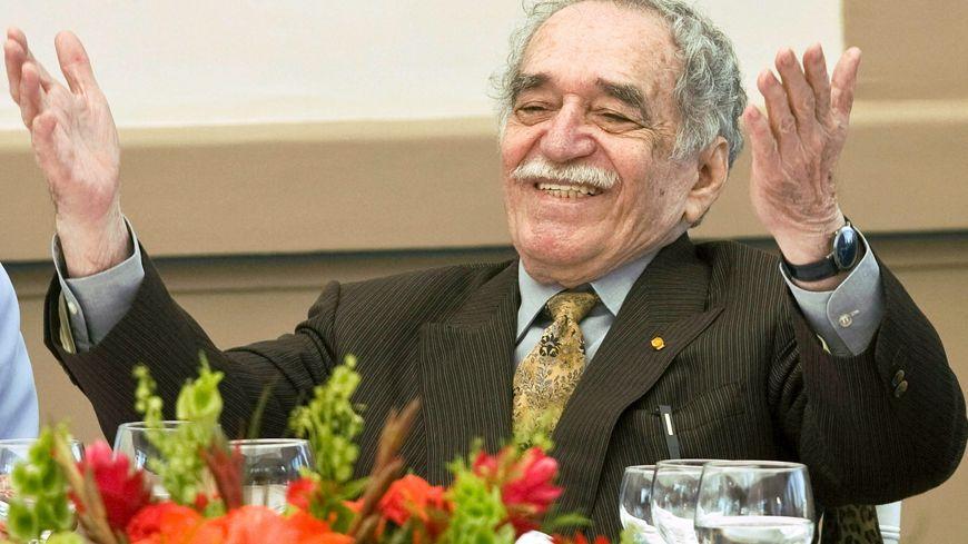 Gabriel Garcia Marquez, en 2008