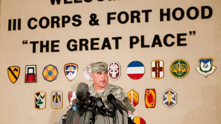 Quatre personnes ont été tuées dans une fusillade sur la base militaire de Fort Hood