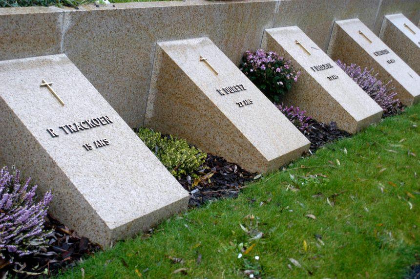 Le mémorial d'Ascq dans le Nord
