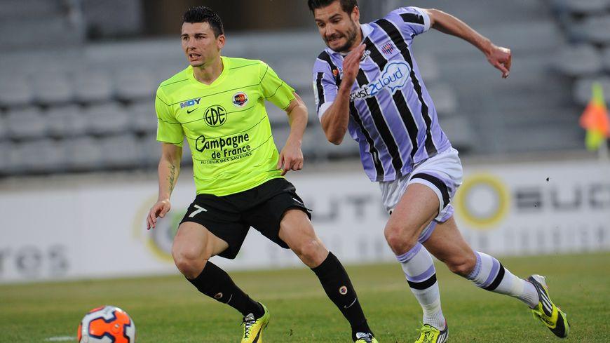 foot caen duhamel à Istres