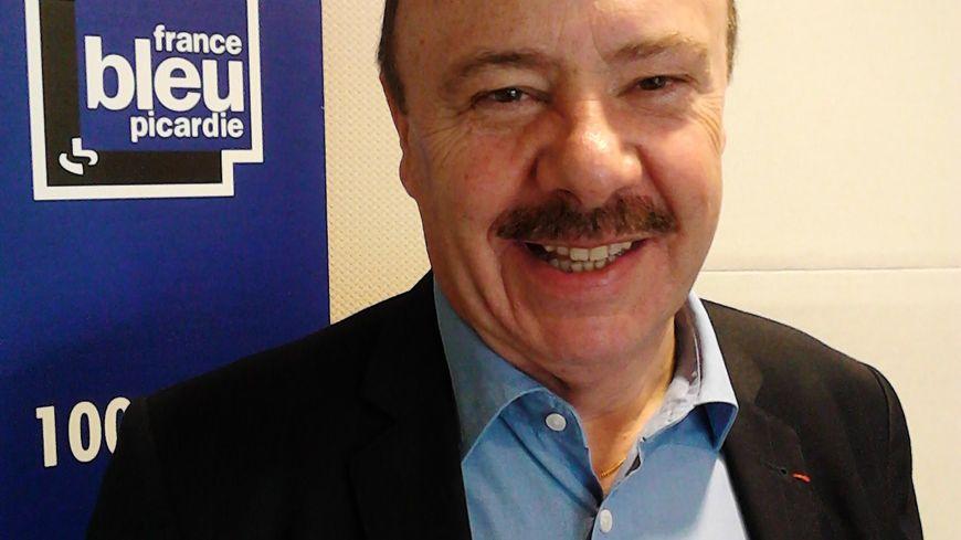 Alain Gest, président d'Amiens Métropole