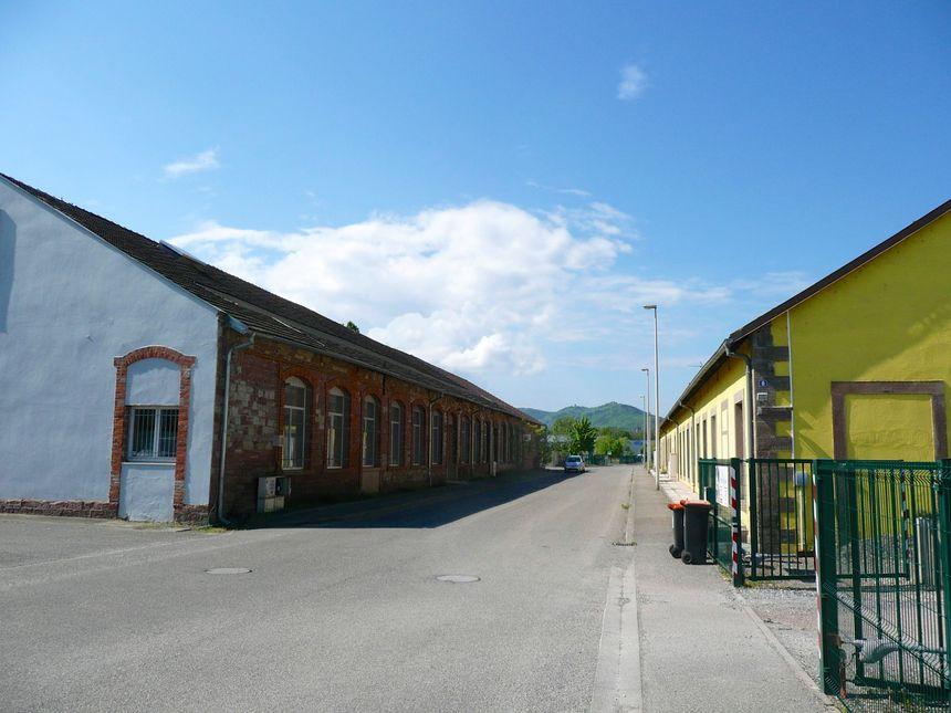 Monswiller, l'ancienne usine Goldenberg - Radio France