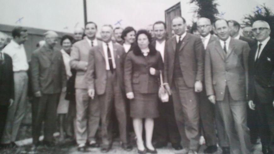 Les premiers échanges entre Tourlaville et Northeim en 1966