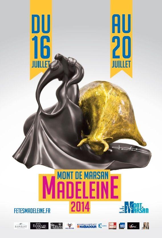 Du 16 au 20 juillet, la Feria de la Madeleine.