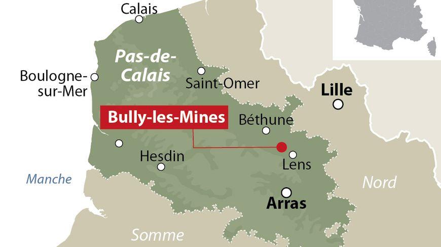 Avis de recherche international après la disparition de Laureelen à Bully-les-Mines.