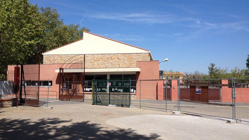L'école Jean Jaurès de Thuir où une classe devrait fermer en septembre