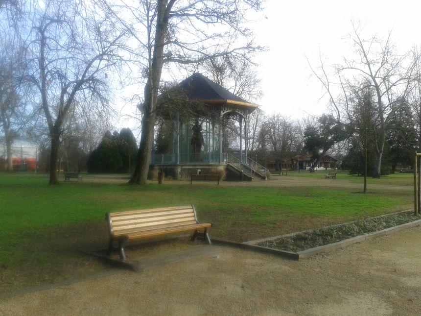 Parc Jean Rameau Mont de Marsan - Radio France