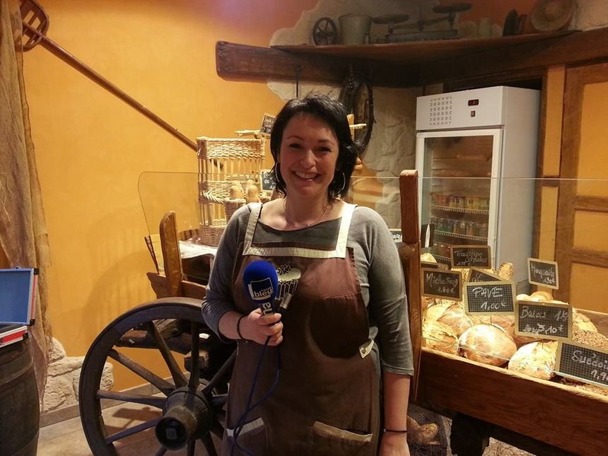 Boulangerie de Christine et Christian Brulard à Foussemagne