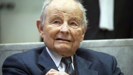 Jacques Servier est décédé à l'âge de 92 ans