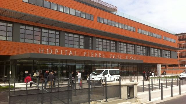 FBToulouse le nouvel hôpital Pierre Paul Riquet
