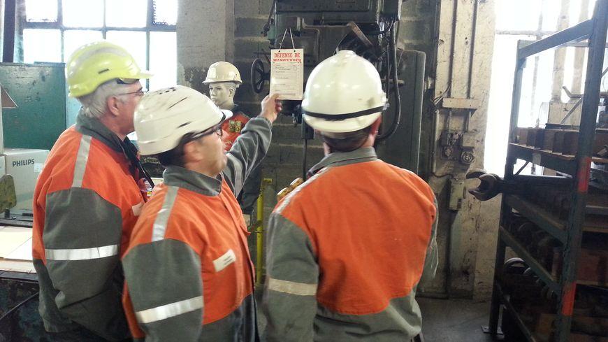 Arcelor sécurité Florange