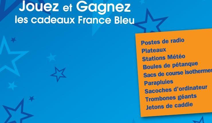 Cadeaux Foirexpo d'Avignon - France Bleu Vaucluse