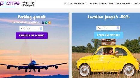 infos societe l aeroport de bordeaux peut maintenant louer sa voiture pendant ses vacances