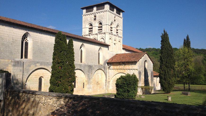 L'abbaye de Chancelade en Dordogne