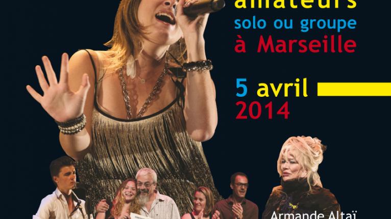 Concours de chant Mélodie 7 à Marseille