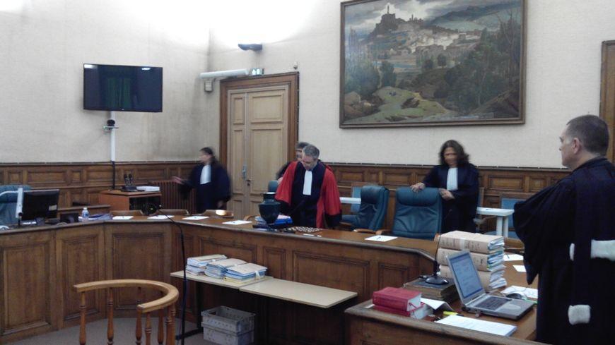 Assises de Haute-Loire : la famille de Gala face à l'histoire de l'accusé