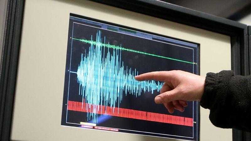 Le laboratoire ISTerre de Grenoble anayse les données du séisme