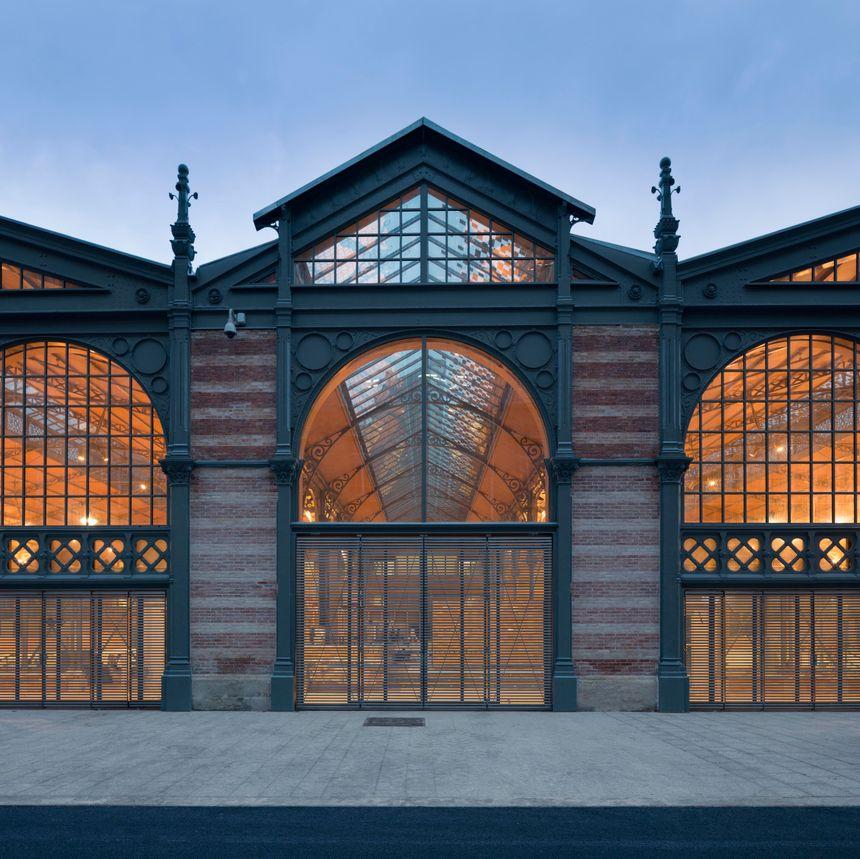 Carreau du Temple 3 - Fernando Javier Urquijo / studioMilou architecture
