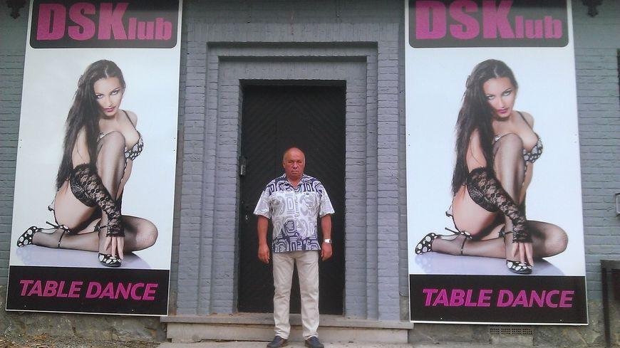 Le DSKlub à Blaton en Belgique