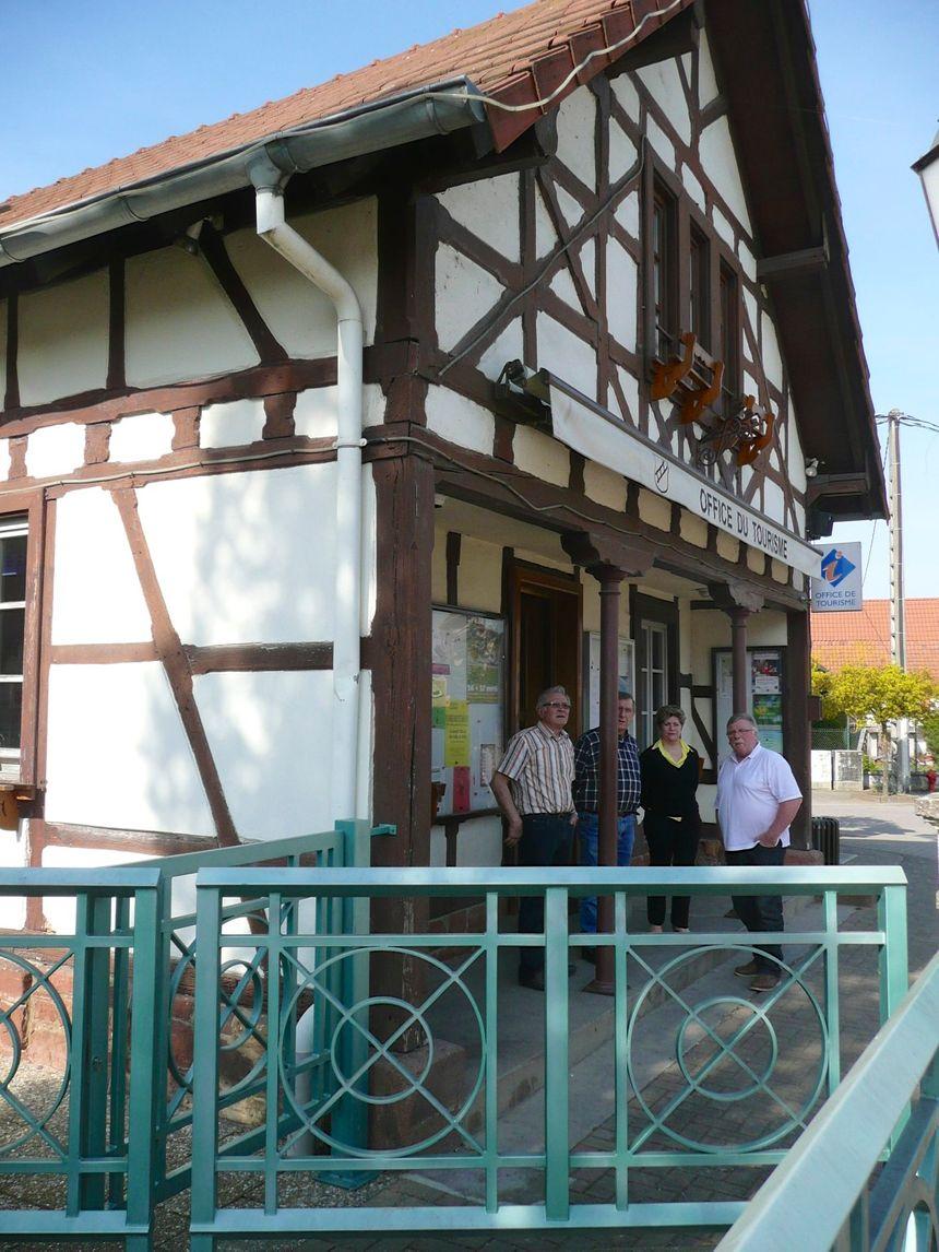 L'office de tourisme de Mothern - Radio France