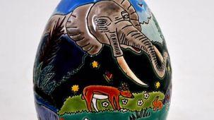 Concours de Pâques : gagnez un très bel oeuf offert par les Emaux de Longwy