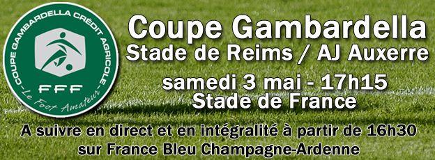 Coupe Gambardella - Radio France