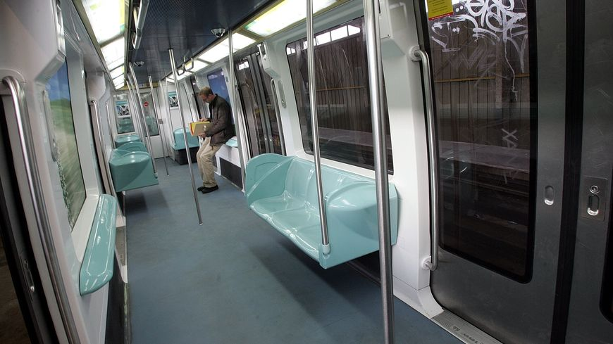 Le métro de Lille