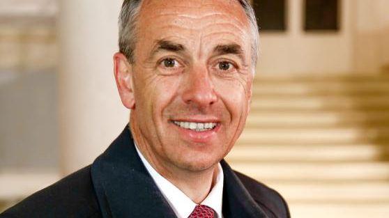 Jean-Luc Rigaut, le maire d'Annecy, a été réélu président de la Communauté d'agglomération.