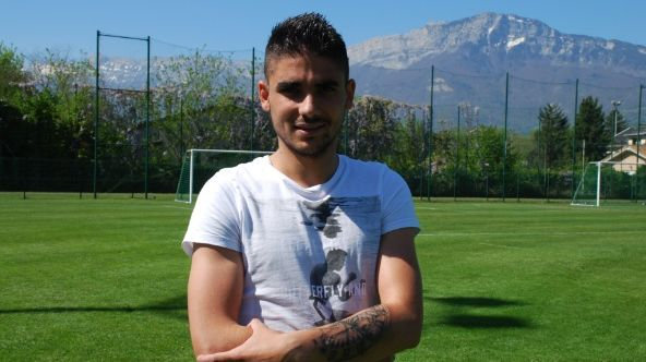 Natif de Grenoble, Hugo Cianci est de retour après neuf matches de suspension.