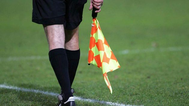Un arbitre (photo d'illustration)