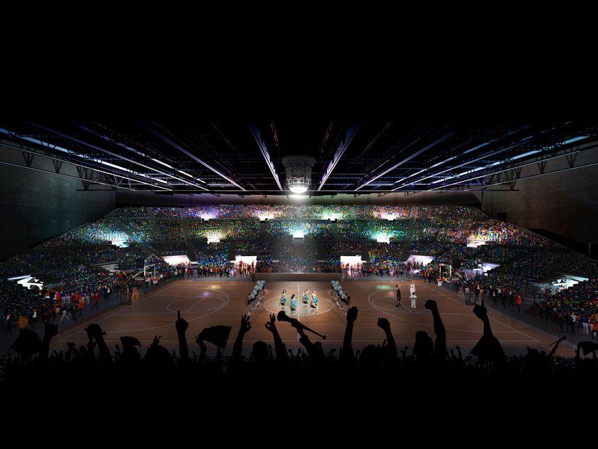 La salle de Floirac en version sports