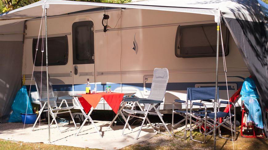 Le camping a du succès