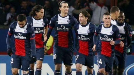 Blessé, Zlatan Ibrahimovic est le grand absent de ce quart de finale retour face à Chelsea