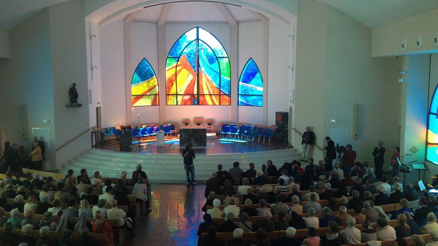 La première chapelle de France baptisée Jean-Paul II