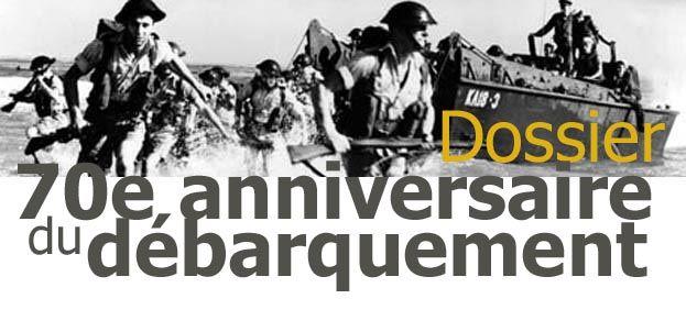 DOSSIER - 70e anniversaire du Débarquement - Eric Turpin - Radio France