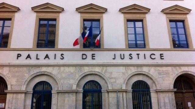 Le Palais de Justice de Valence, le 2 mai 2014.