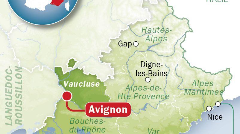 Un homme a été tué lors d'une fusillade dans un quartier populaire du sud d'Avignon