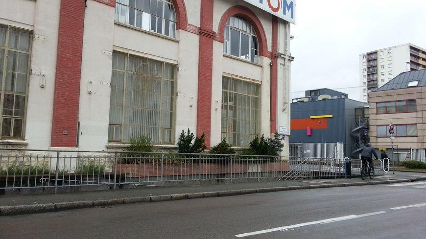 Alstom 3 chênes - Belfort