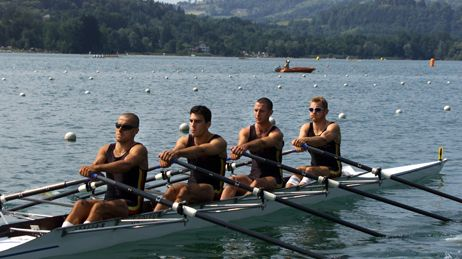 1300 athlètes venus de 77 pays vont s'affronter sur le lac d'Aiguebelette jusqu'à dimanche