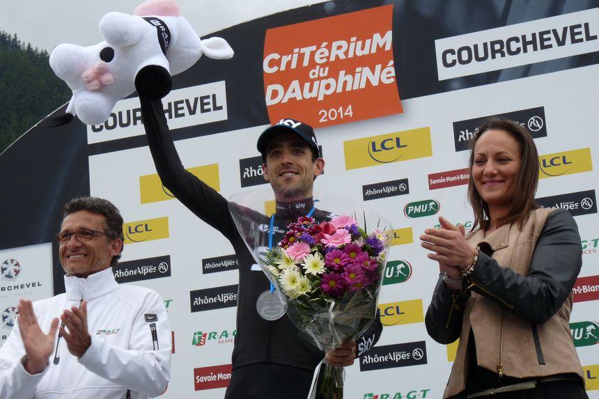 C'est la première victoire de Nieve sur le Critérium du Dauphiné - Radio France
